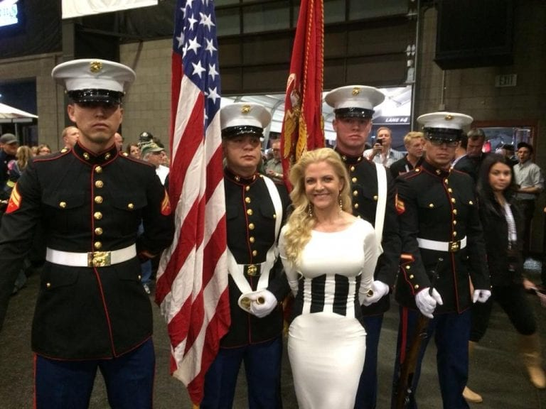 Patricia Driscoll Charged - Stealing from Military Charity - Former Girlfriend of Kurt Busch