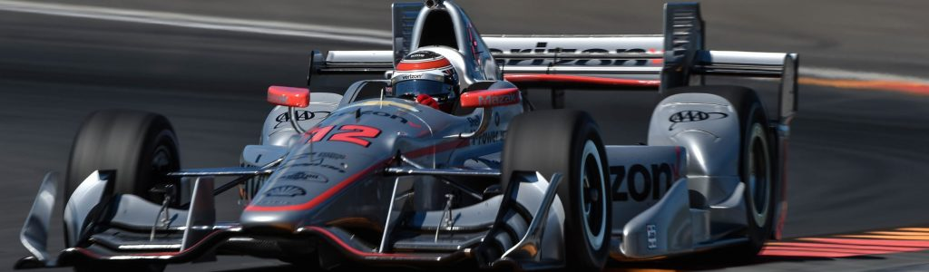 Will Power Cleared to Race after Passing Concussion Tests