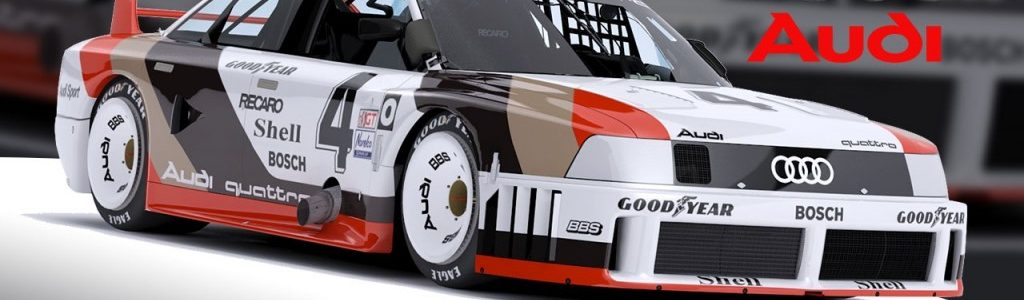 iRacing Releases 1989 Audi 90 GTO