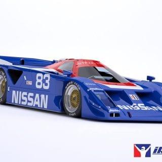 iRacing Digital Nissan GTP ZX-T Turbo Photos