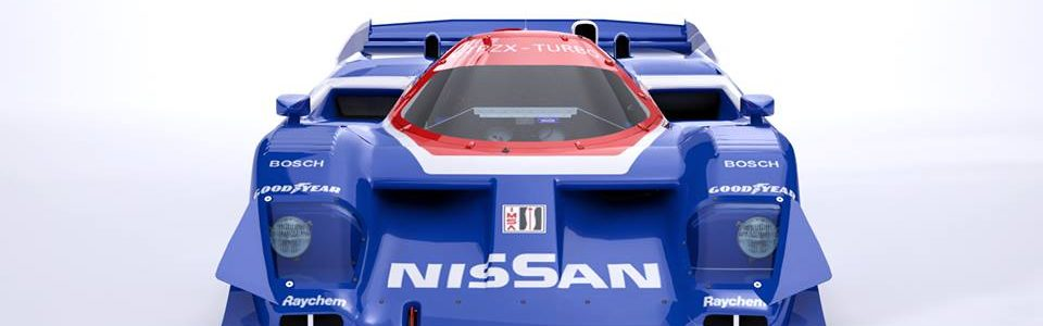 iRacing Nissan GTP ZX Turbo Released