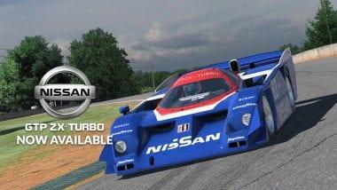 iRacing Nissan GTP ZX Turbo Photos