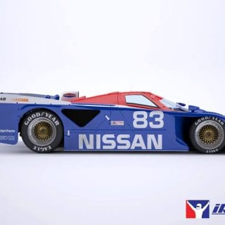 iRacing Nissan GTP ZX Turbo Screenshot