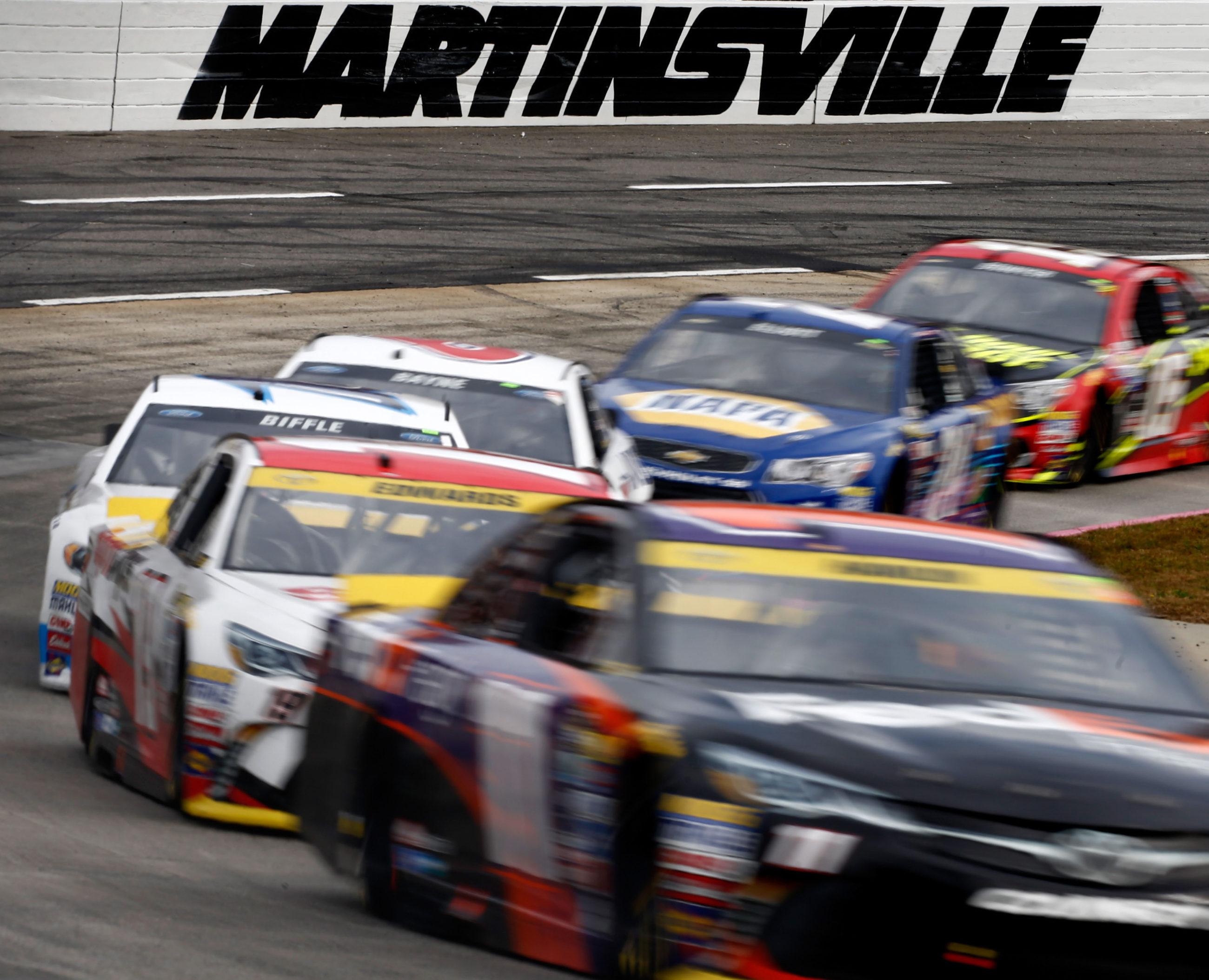 2016 Martinsville Speedway Results - Jeff Gordon's Final Race Results