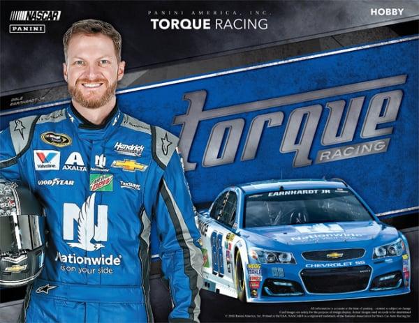 2016 NASCAR Trading Cards - Panini America - 2016 Torque NASCAR Racing Cards