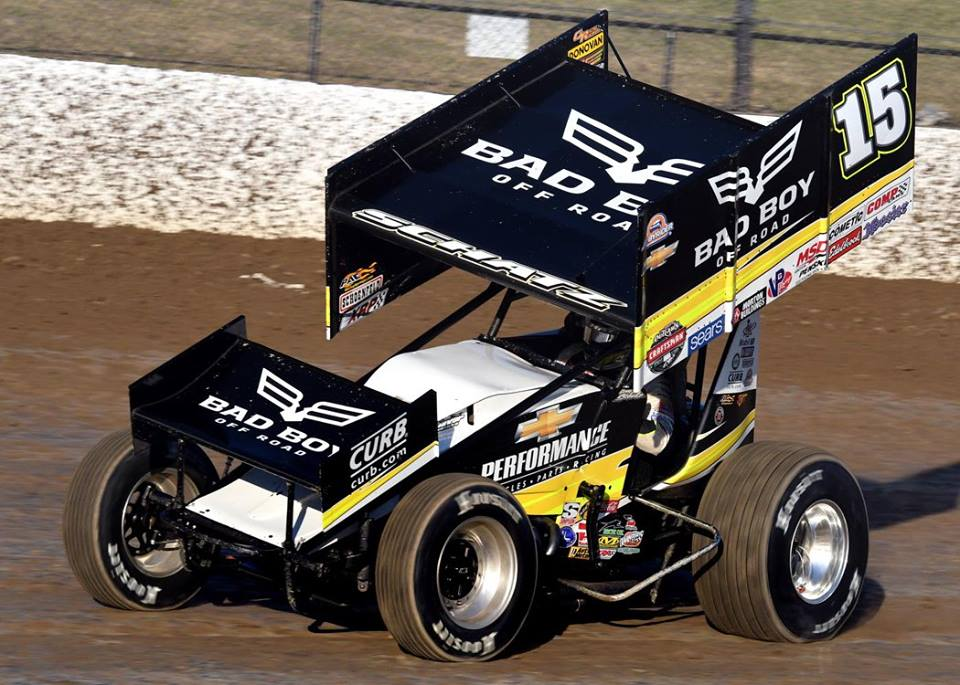 2016 World of Outlaws Sprint Cars World Finals Results - Donny Schatz