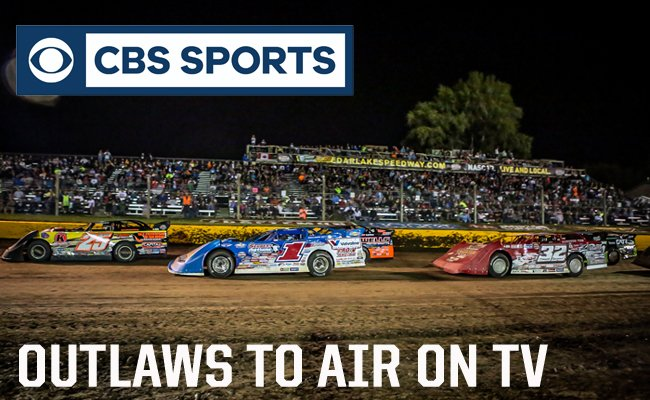 2016 World of Outlaws TV Schedule - CBS Sports - Dirt Racing