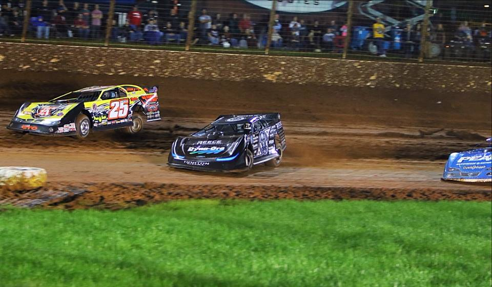 2016 World of Outlaws TV Schedule - Scott Bloomquist