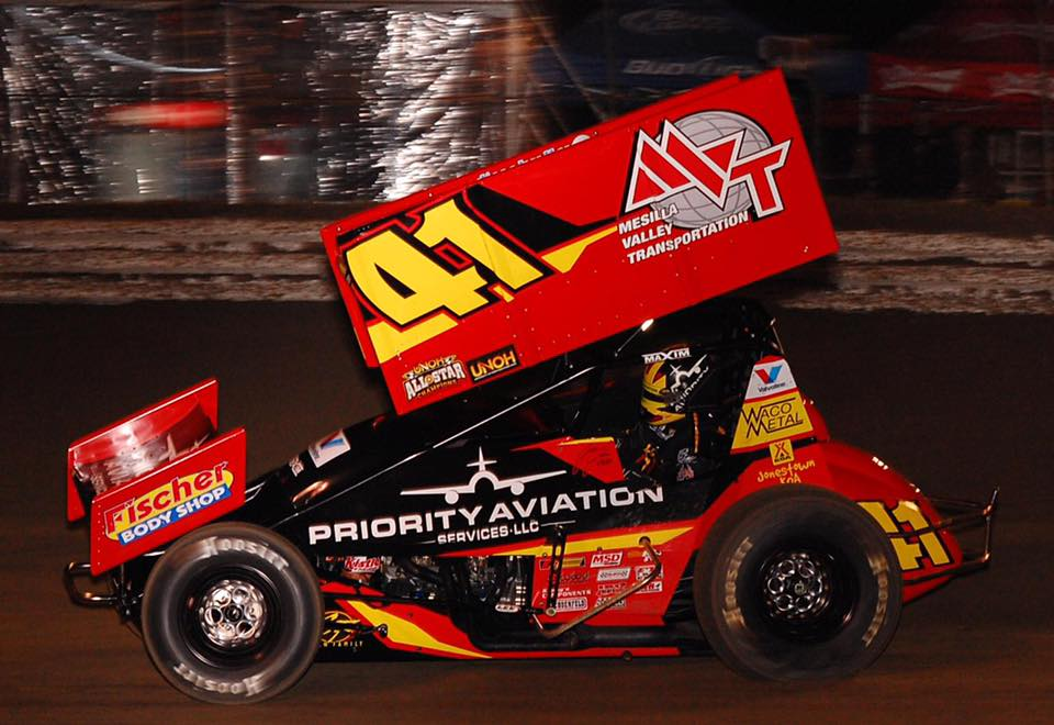 2016 World of Outlaws World Finals Friday Night Results - Jason Johnson