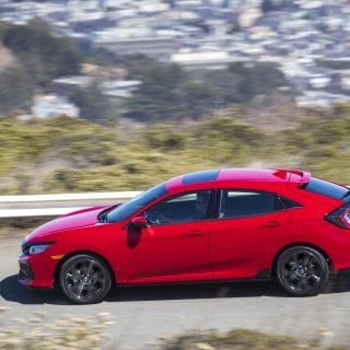 2017 Honda Civic Hatchback City Photo