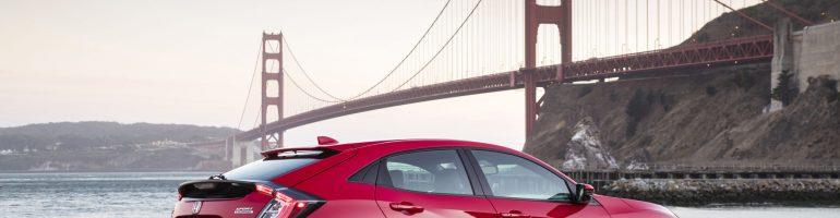 2017 Honda Civic Hatchback – Euro Inspired
