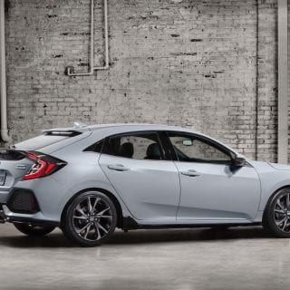 2017 Honda Civic Hatchback Modern Photo