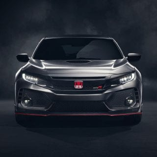 2017 Honda Civic Type R Front Photography