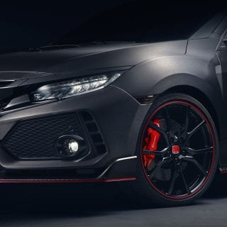 2017 Honda Civic Type R Photos