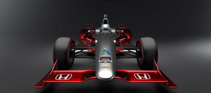 Chip Ganassi Racing Honda Engines in 2017