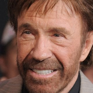 Chuck Norris Sings National Anthem at NASCAR Event This Weekend