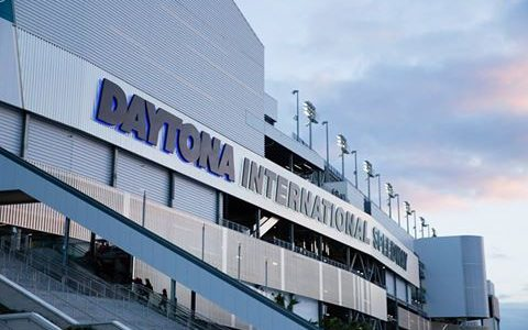 Daytona International Speedway Hit by Hurricane Matthew