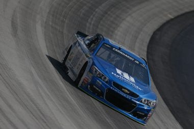 Farmers Insurance Sponsor Departing Kasey Kahne - Dale Earnhardt Jr Nationwide Insurance