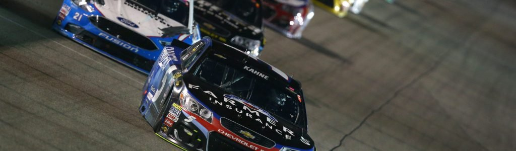 Farmers Insurance Departing Kasey Kahne NASCAR Sponsorship