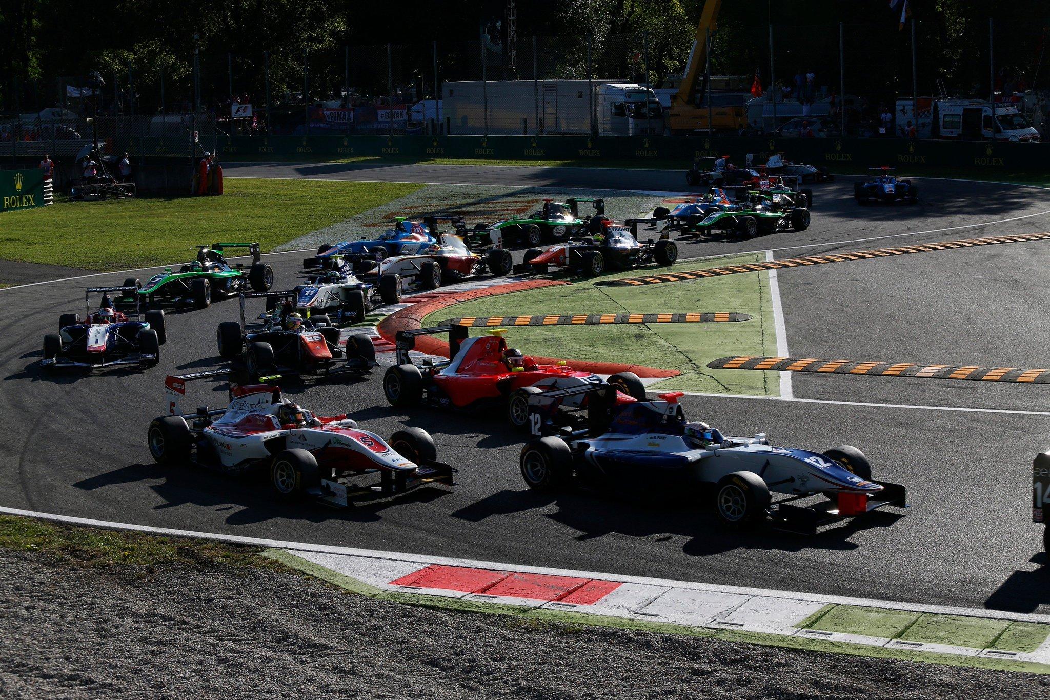 GP3 DRS Coming in 2017 to Formula Car Series