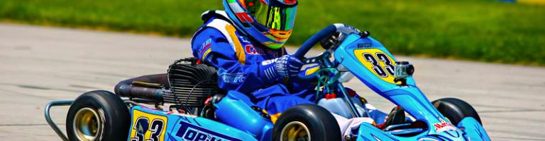 Giovanni Bromante – Former TruTV 'Kart Life' Star Impresses in Stock Car Debut