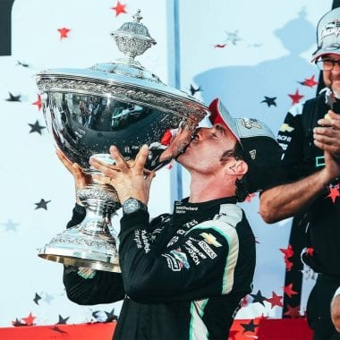 How much did the 2016 Indycar Champion Earn - Simon Pagenaud