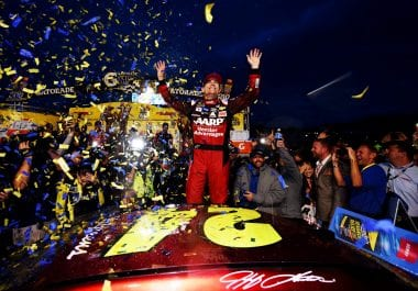 Jeff Gordon Martinsville Speedway Win
