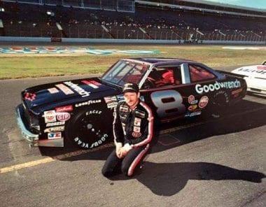 Jeffery Earnhardt Drives Dale Earnhardt Sr Paint Scheme