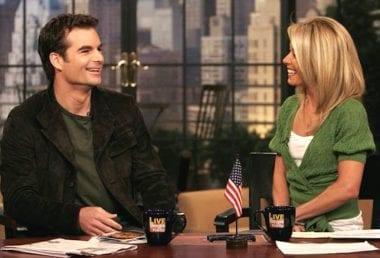 LIVE! with Kelly - Jeff Gordon Interview