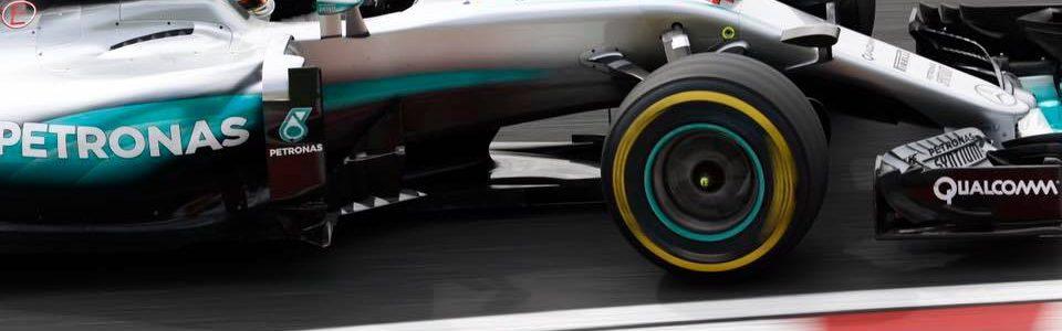 Mercedes Clinches 2016 F1 Constructors Championship