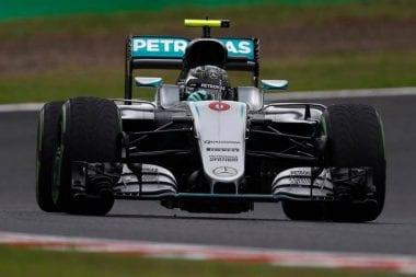 Mercedes Clinches 2016 F1 Constructors Championship - Nico Rosberg