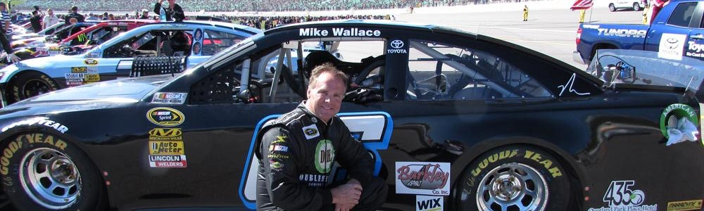 Mike Wallace Testified Today in Assault Trial
