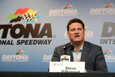 NASCAR Chase Points Format Might Change -  Steve ODonnell