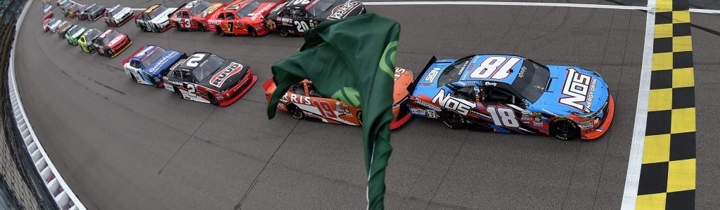 NASCAR Hints of Limits to Cup Drivers Running Xfinity Races