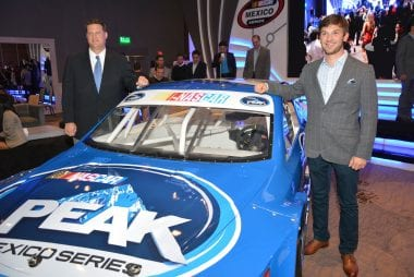 NASCAR Peak Mexico Series Car