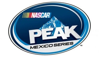 NASCAr Peak Mexico Series Logo
