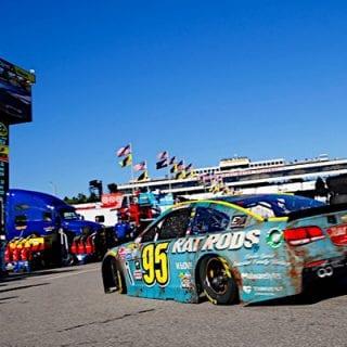 Rat Rods NASCAR Racecar