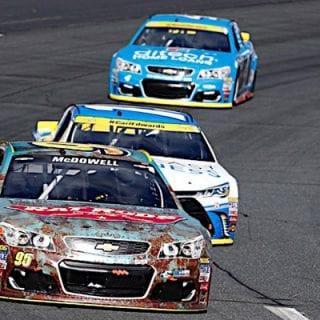 Rat Rods NASCAR Racecar - Best 2016 NASCAR Paint Scheme