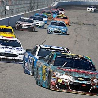 Rat Rods NASCAR Racecar - New Hampshire Motor Speedway