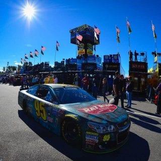 Rat Rods by Circle Sport - Best NASCAR Paint Scheme of 2016 Photo