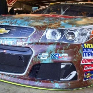 Rat Rods by Circle Sport Front Photo - Best NASCAR Paint Scheme of 2016?
