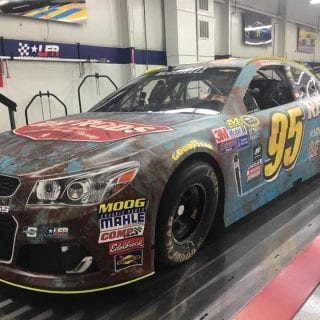 Rat Rods by Circle Sport - Leavine Family Racing - Best NASCAR Paint Scheme of 2016?