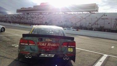 Rat Rods by Circle Sport Rear Photo - Best NASCAR Paint Scheme of 2016?