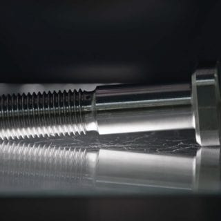 The Life of a Single Bolt - A F1 Manufacturing Story