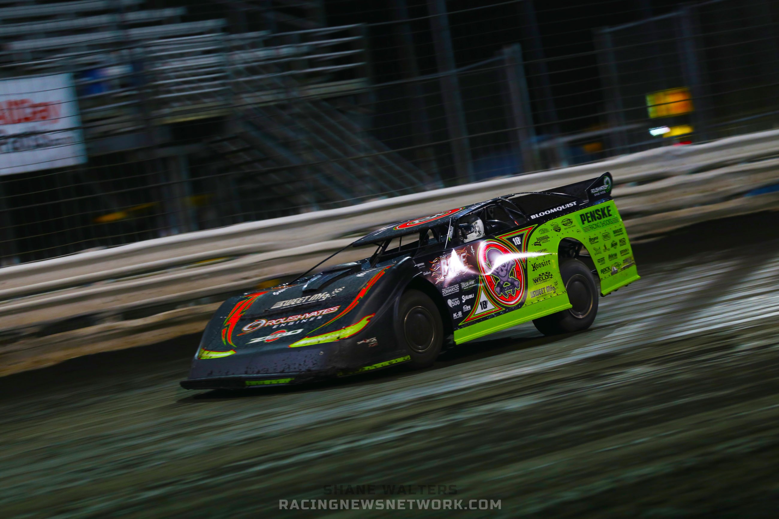 US District Court Lifts Ban of Scott Bloomquist from DIRTcar Events