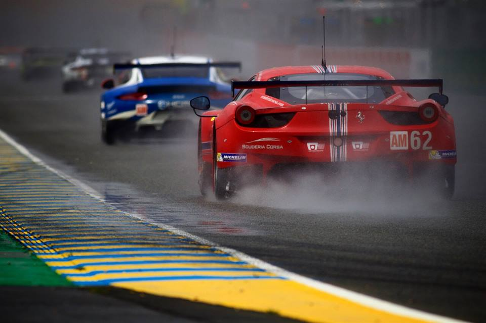 iRacing Ferrari 488 GTE - Ferrari IRacing Deal Signed