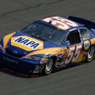 2007 Waltrip Michael Toyota Racecar