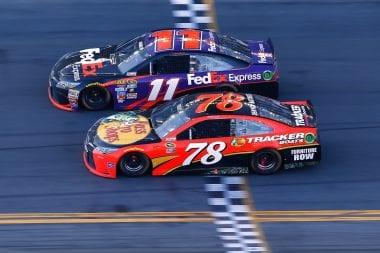 2016 Denny Hamlin Toyota - 2016 NASCAR Manufactures Championship Points