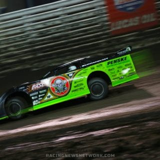 2016 Lucas Oil Late Model Champion - Scott Bloomquist