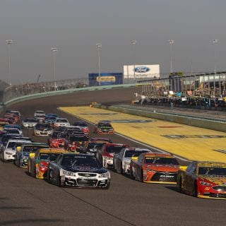 2016 NASCAR Cup Series Standings - Official Driver Standings - Homestead-Miami Speedway